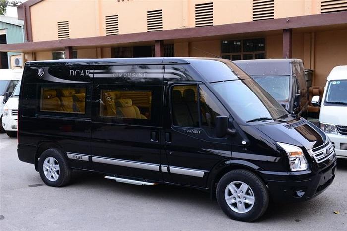 Hanoi Luxury Limousine Car Transfer