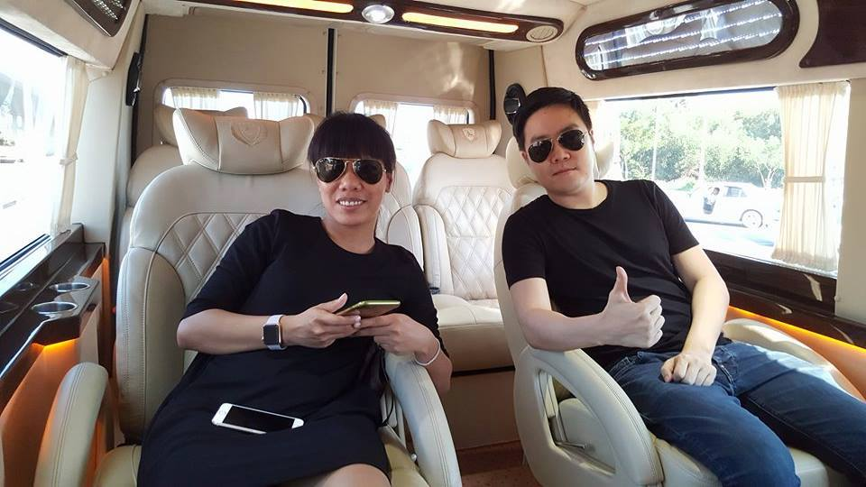 Luxury Limousine Hanoi transfer to Hoa Lu - Tam Coc