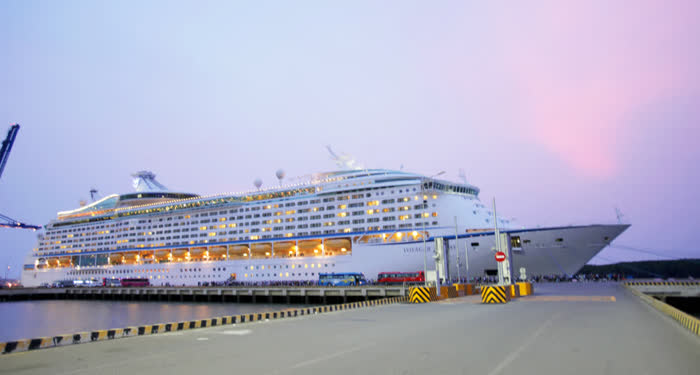Phu My port to Saigon by private car
